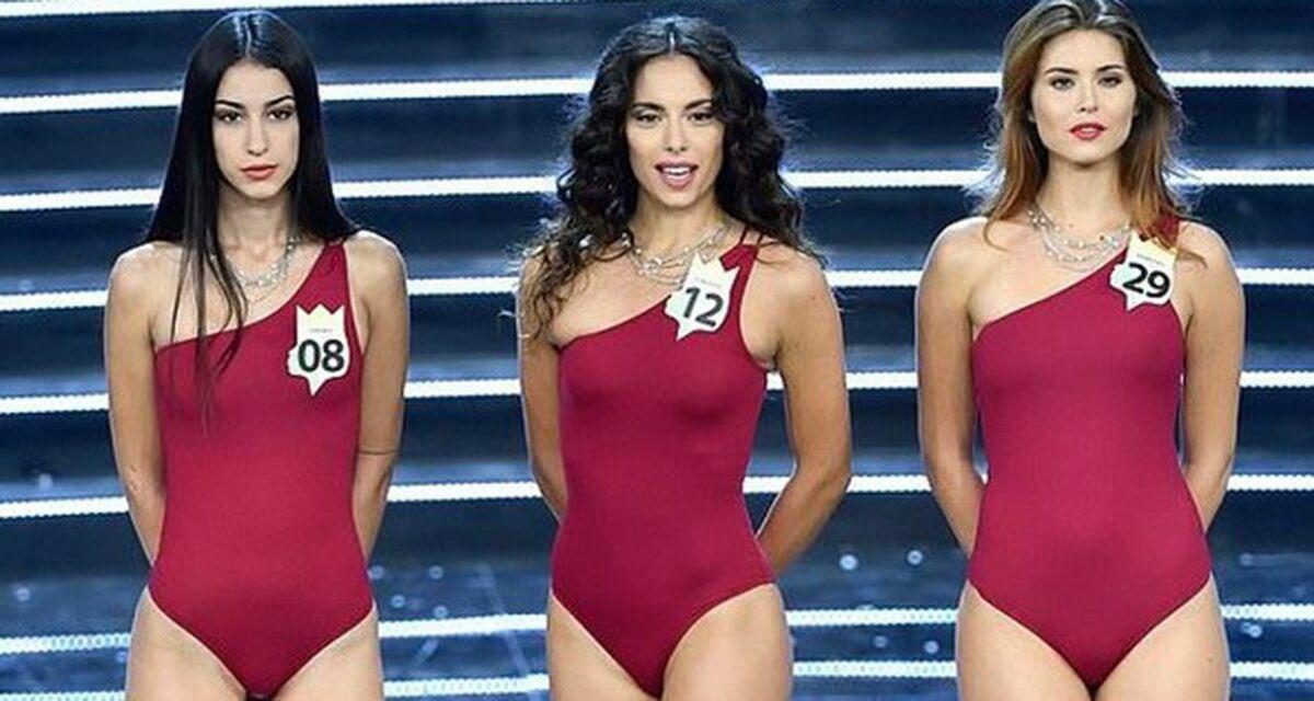 Финалистка конкурса красоты «Мисс Италия» покорила весь мир
