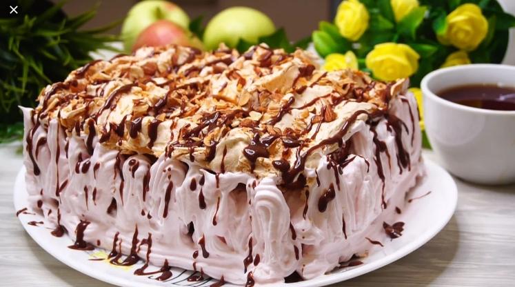 Норвежцы его называют «Лучший в мире Торт»само название говорит за себя