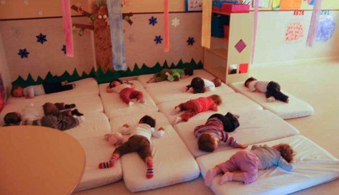 Отвели ребенка в испанский детский сад и были удивлены такими порядками…