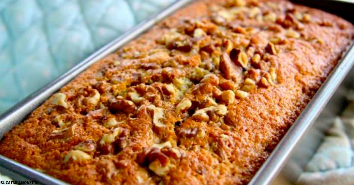 Бананы, орехи, 10 минут - вот и все, что надо, чтобы приготовить этот десерт
