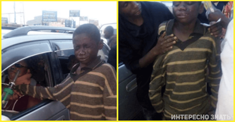 Трогательный и добросердечный поступок мальчика спас жизни двух человек