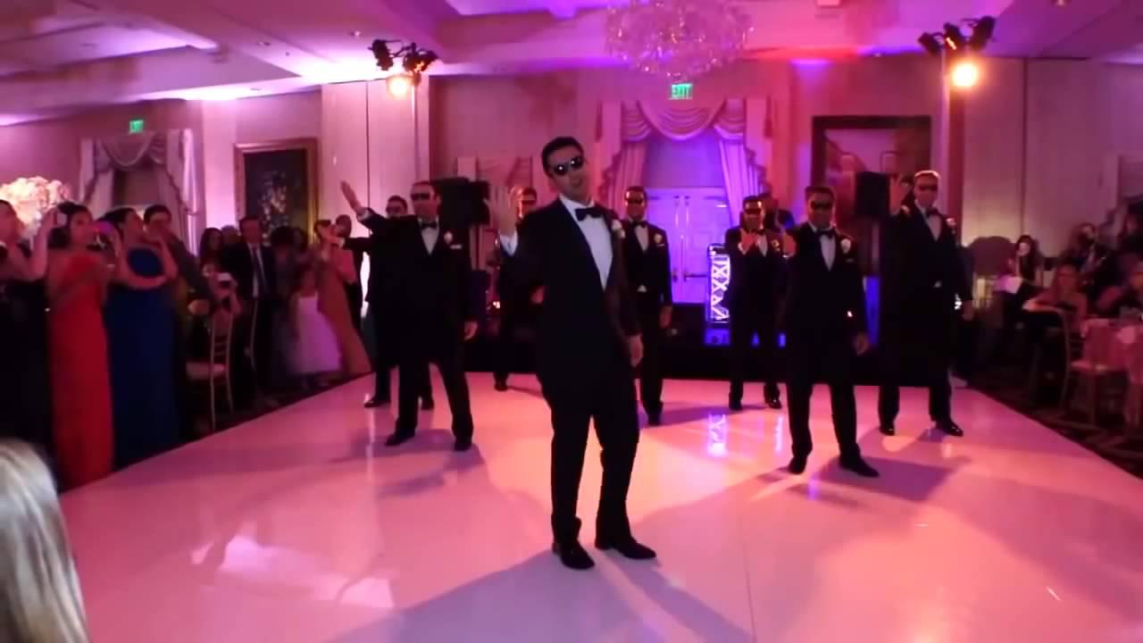 Самый крутой свадебный танец жениха, который я когда либо видел