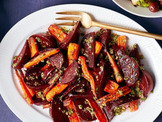 Приготовили гарнир из тыквы и свёклы и не узнали эти овощи! Вместе они преобразились и подарили новый вкус