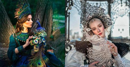 Современная сказка: фотограф создает чудеса в кадре!