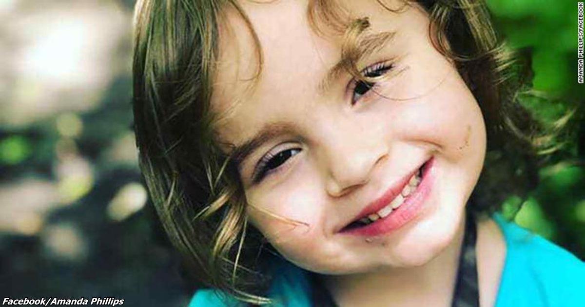 4-летняя девочка в США ослепла из-за обычного гриппа