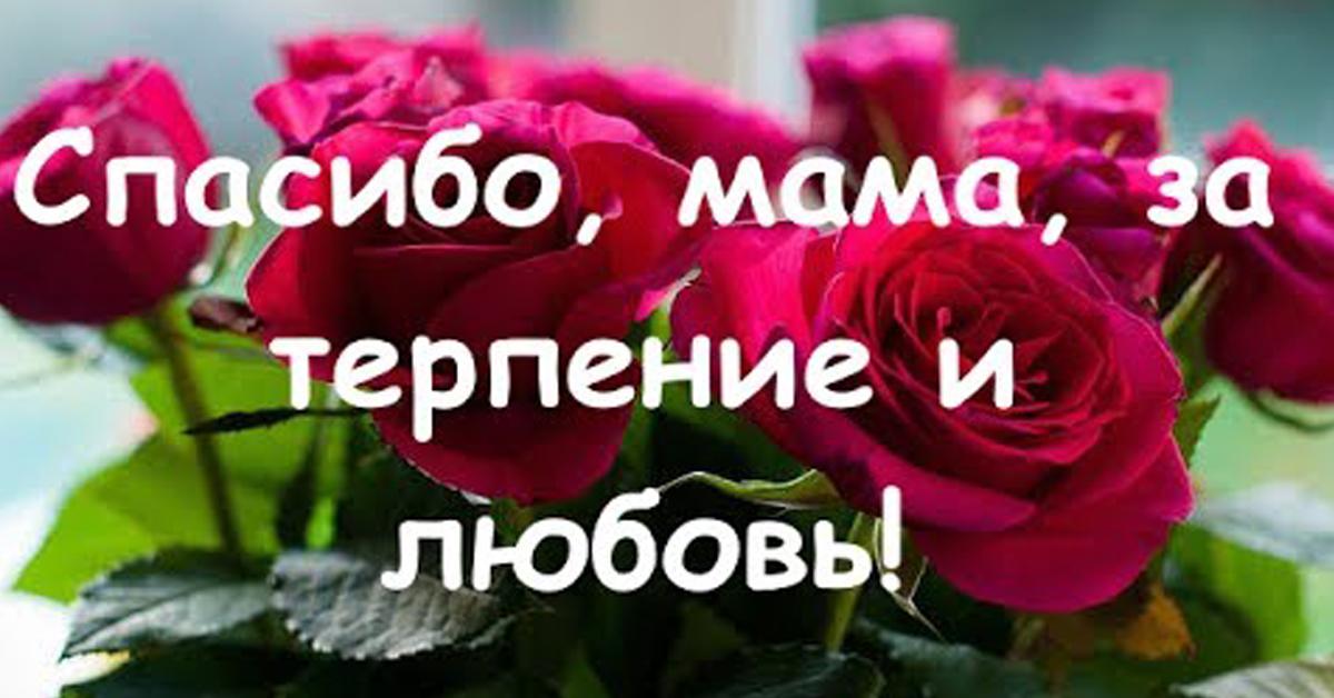 Посвящается всем мамам