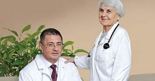 90 летняя мама знаменитого доктора Мясникова: «Мою полы руками и радуюсь каждому дню!» Лучшие советы для здорового долголетия