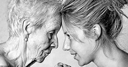 Единственный друг, который будет c вами и в горести, и в радости — это ваша мама