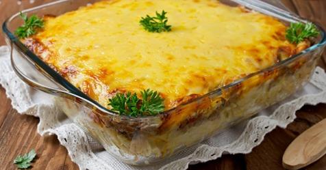 Французская запеканка: шикарный ужин без особых хлопот