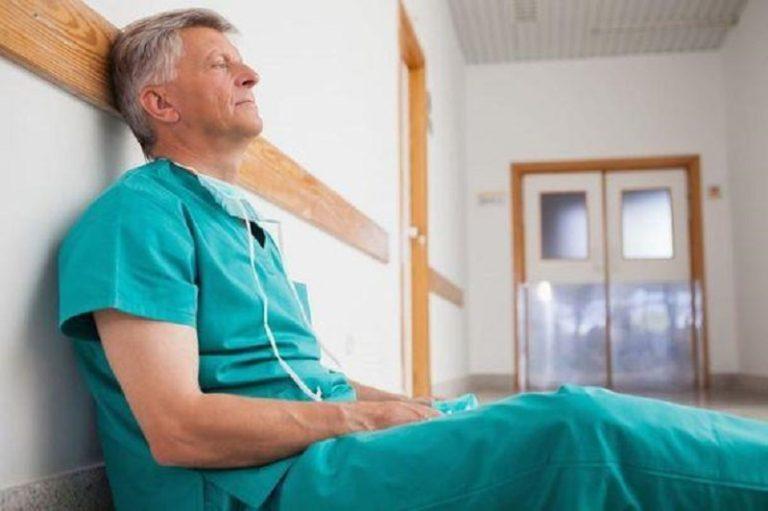 Дорогие люди, человеки, пациенты! Я устал. Я ухожу… Не болейте!