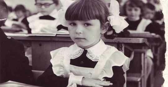 Советской школьная форма у меня вызывает ностальгию: вот почему