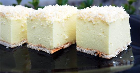 Рецепт нежного торта «Снежный пух»