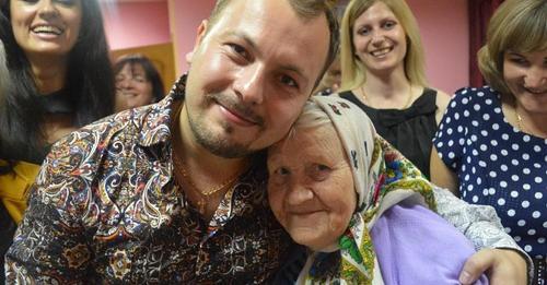 Ярослав Cумишевский родителям. Очень трогательная песня о родителях