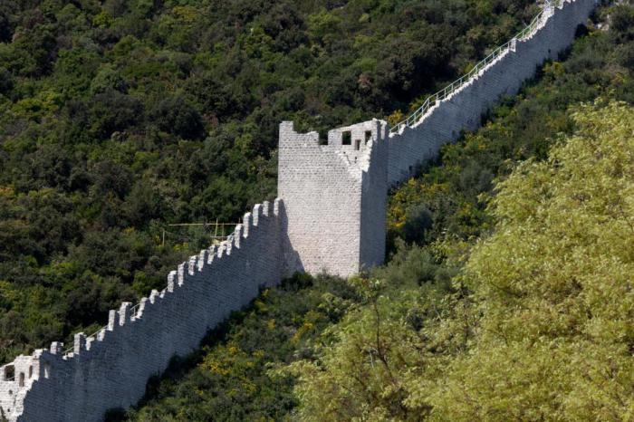 10 самых популярных в мире стен