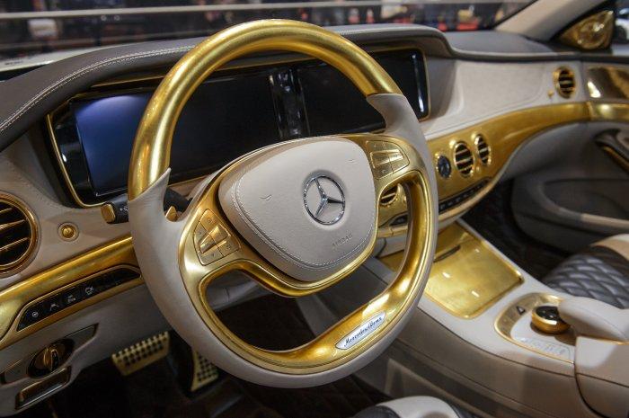 4 самых дорогих роскошных гедонистических функций для автомобилей