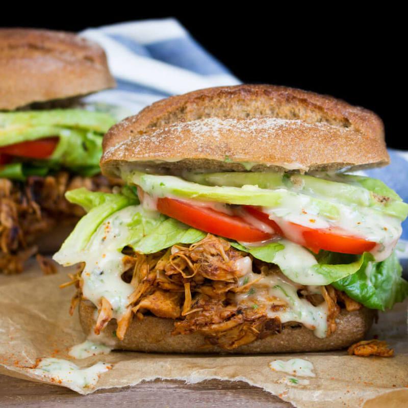Восхитительные вегетарианске бутерброды: 10 рецептов