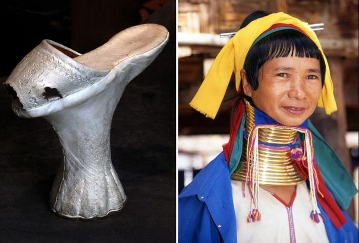 Смертонасная мода: 10 фешн тенденций в истории, который доводили модников до смерти