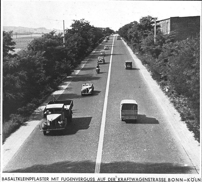 Немецкий автобан   Почему предельная скорость неопасна?