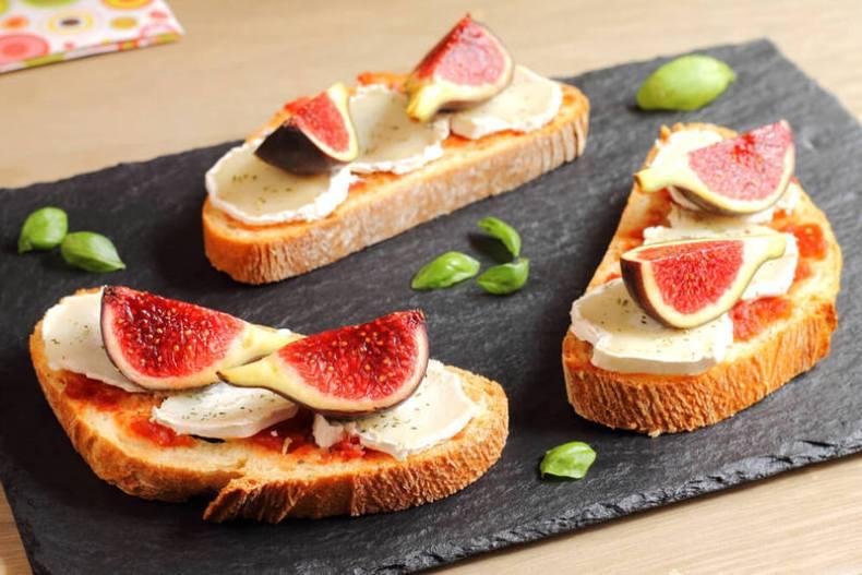 Готовим восхитительные «бутерброды» по итальянски: Кростини, брускетты... Pensati!