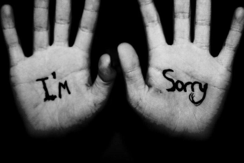 Как просить прощения: 5 шагов