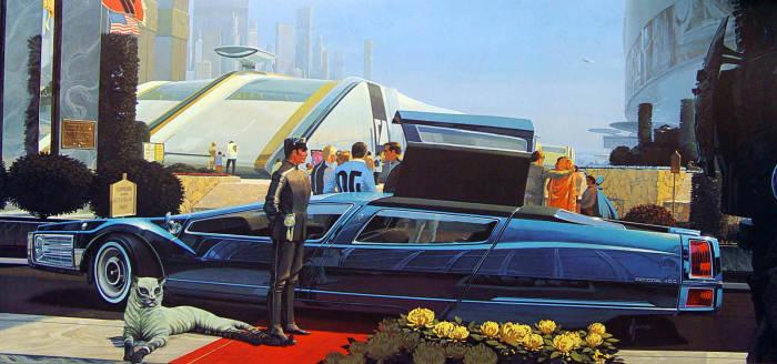 Самые необычные автомобили в истории человечества: часть первая