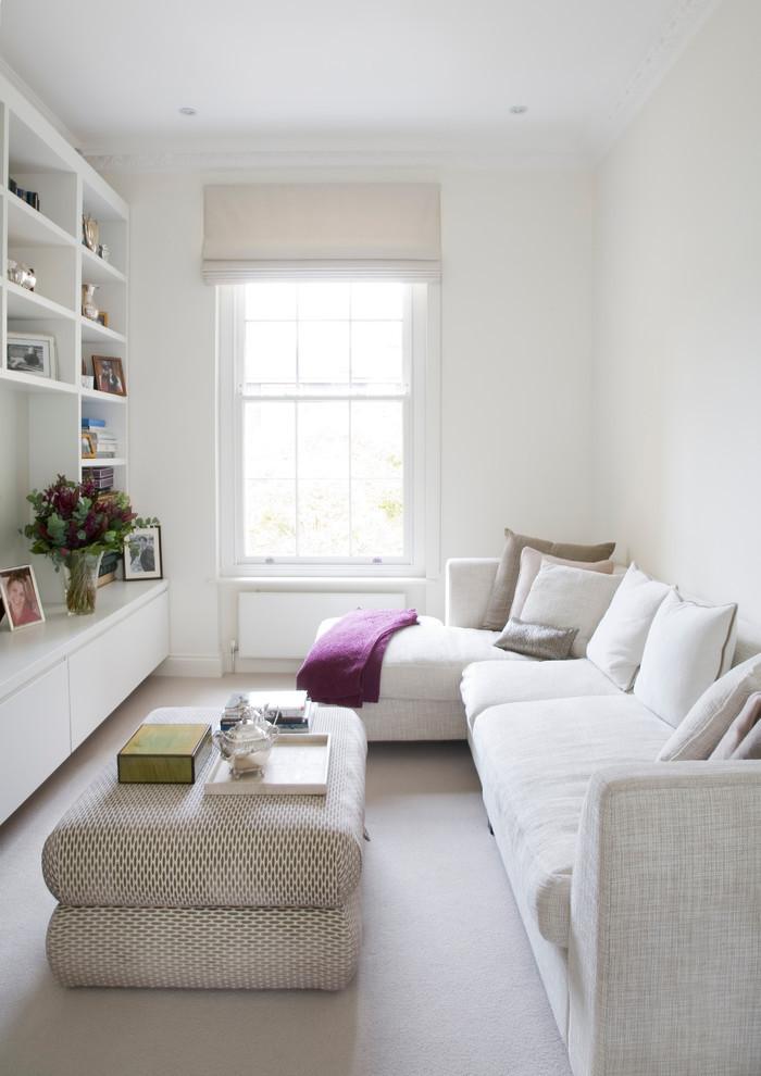 10 примеров увеличения пространства в маленькой квартире