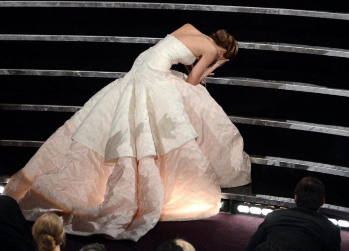 13 самых неловких моментов в истории церемонии вручения  Оскара