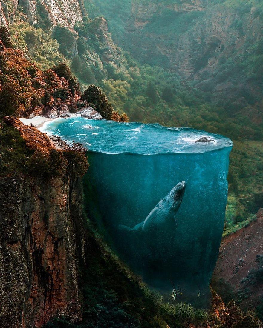 Если бы ты мог фотографировать свои мечты, тогда бы они выглядели вот так!