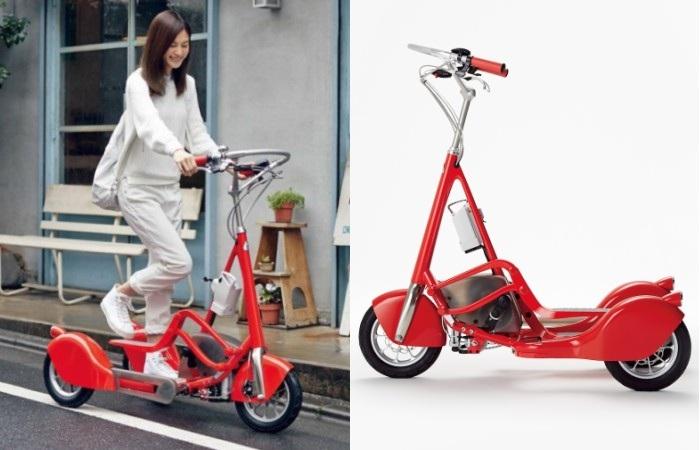 Велосипед тренажер, на котором можно быстро... ходить