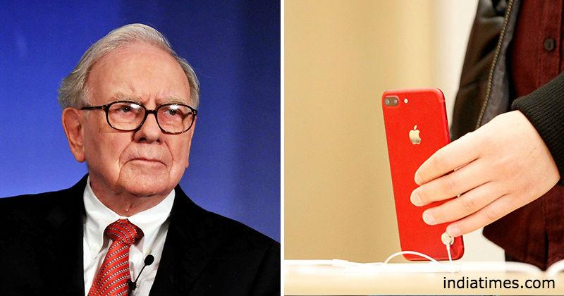 Уоррен Баффет не пользуется iPhone и пластиковыми картами! Вот почему