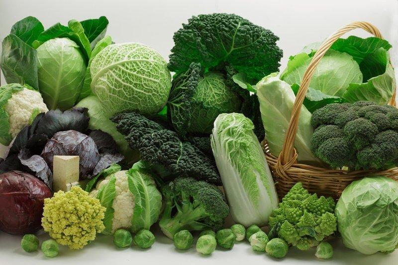 5 рецептов полезных салатов из капусты