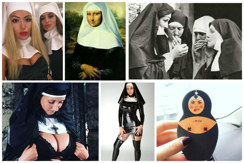 Почему образ монашек такпривлекателен?