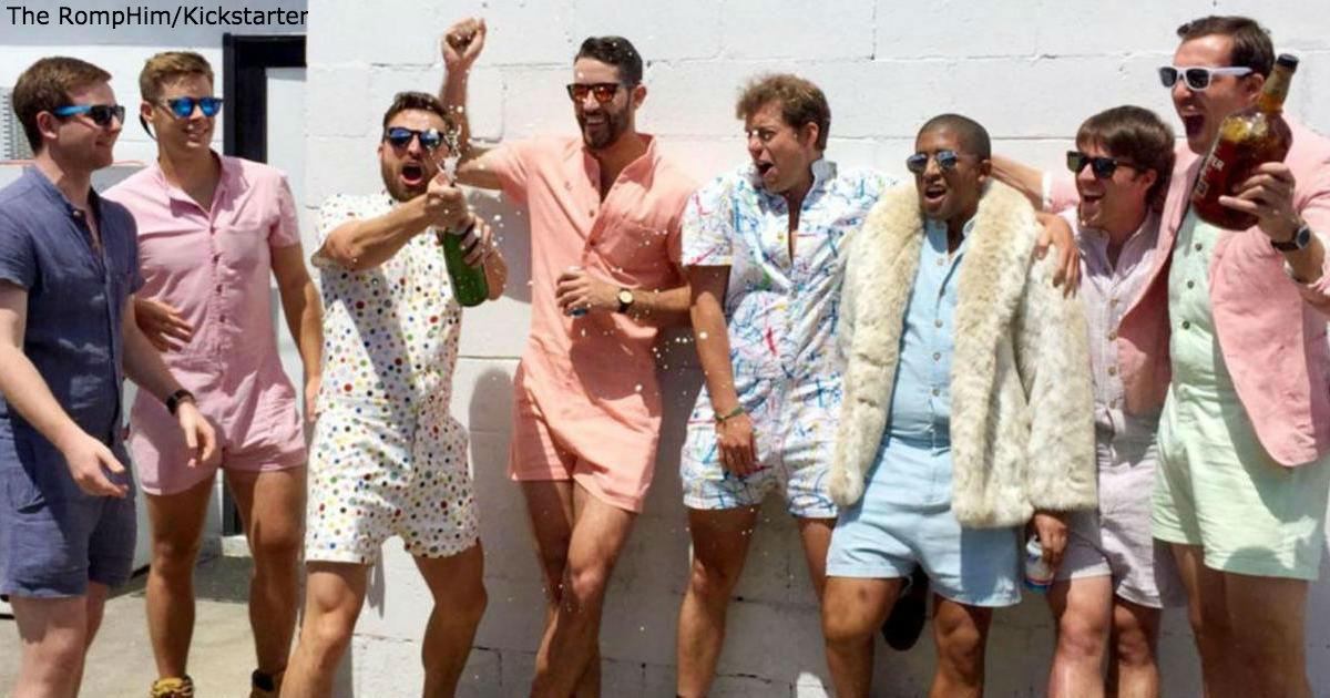 Я не хочу жить в мире, где мужская мода   вот такая. А вы?