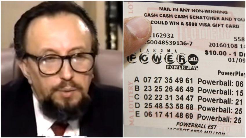 Этот мужчина 14 раз выиграл в лотерею… Вот в чем секрет его успеха