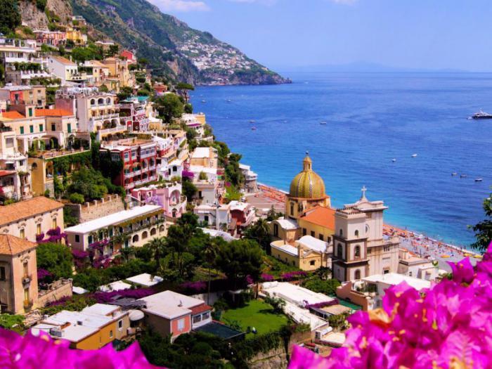 Буйство красок: 11 самых ярких мест на планете