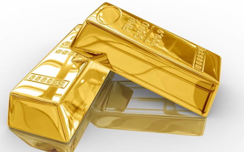 Гдерождаются слитки золота