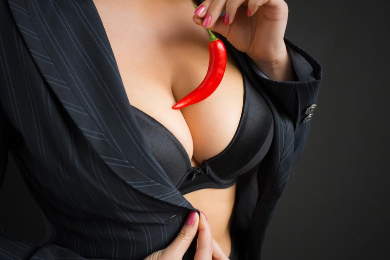 Как подтянуть грудь за 7 дней
