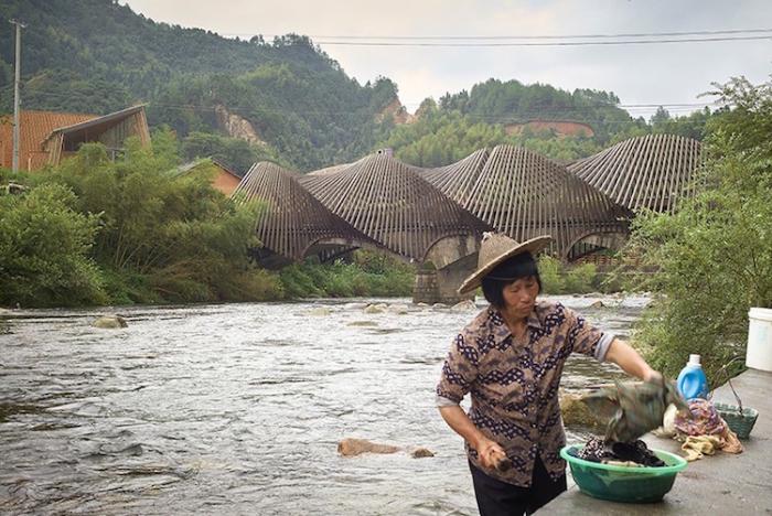 Бамбуковые постройки: архитектура, которая снова в моде