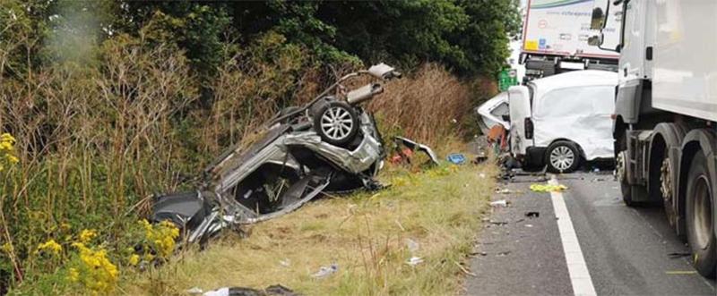Эта ужасная трагедия случилась из за того, что водитель листал плейлист за рулем