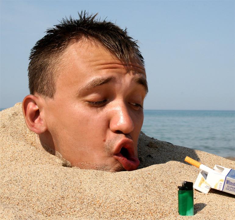 Ловушки сознания или как снова не закурить