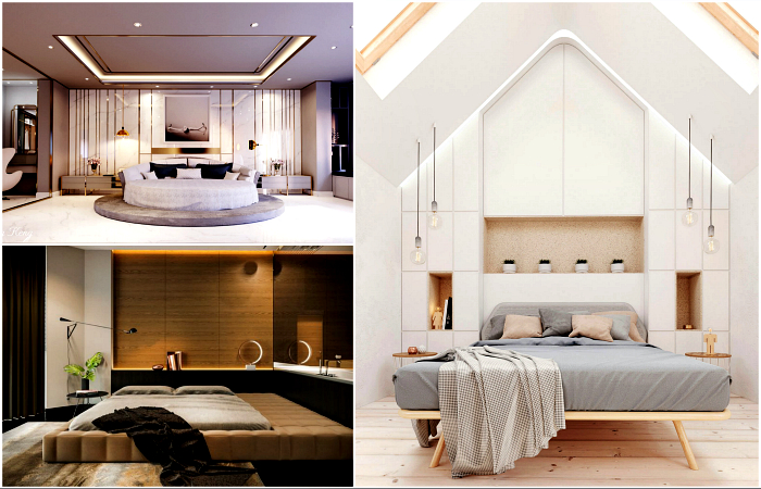 20 великолепных спален, владельцам которых сняться только самые сладкие сны