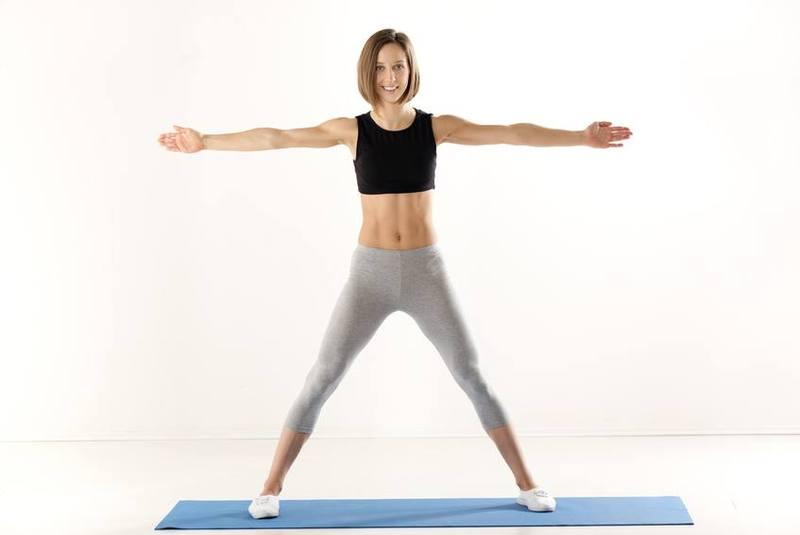 Упражнения для поднятия и укрепления бюста
