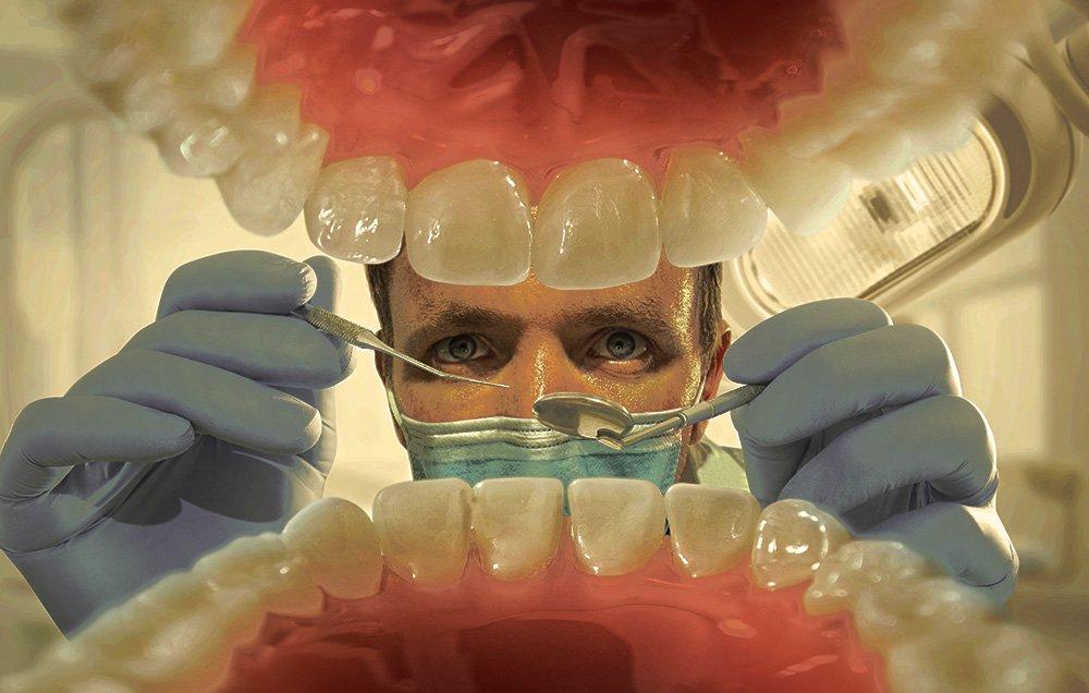 Стоматологи поделились самыми ужасающими вещами, с которыми им приходилось сталкиваться на работе