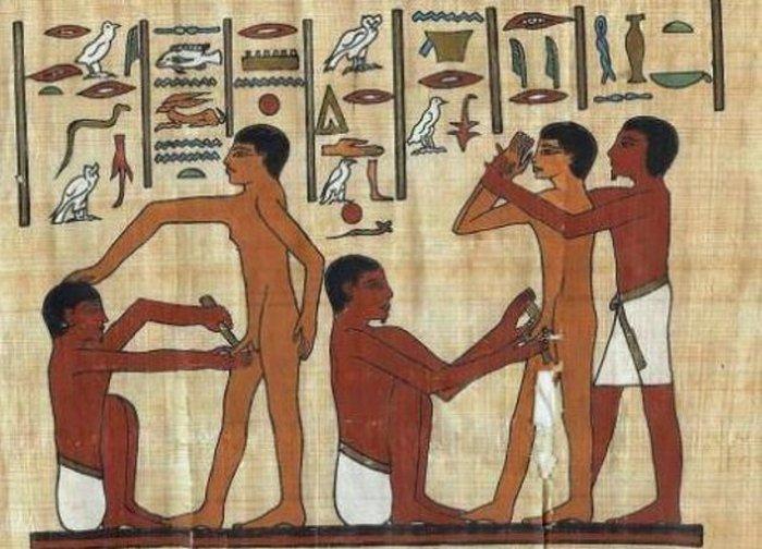10 древнеегипетских медицинских практик, которыми люди пользуются до сих пор