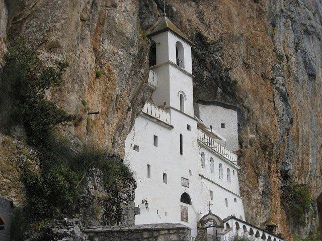 Это один из самых посещаемых монастырей в мире